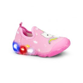 Bibi Light Up Slip-on Sneakers
