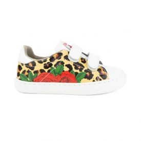 Cienta Leather Sneakers