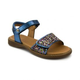 Froddo Girls' Glitter Sandals