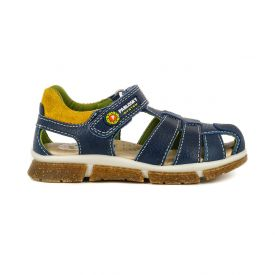 Pablosky leather sandals for boys