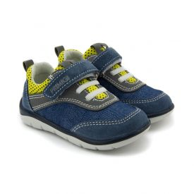 Primigi Boys' Denim Sneakers
