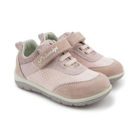 Primigi Girls' Sparkly Sneakers in Pink