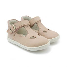 Primigi Girls' First Walking T-bar Shoes
